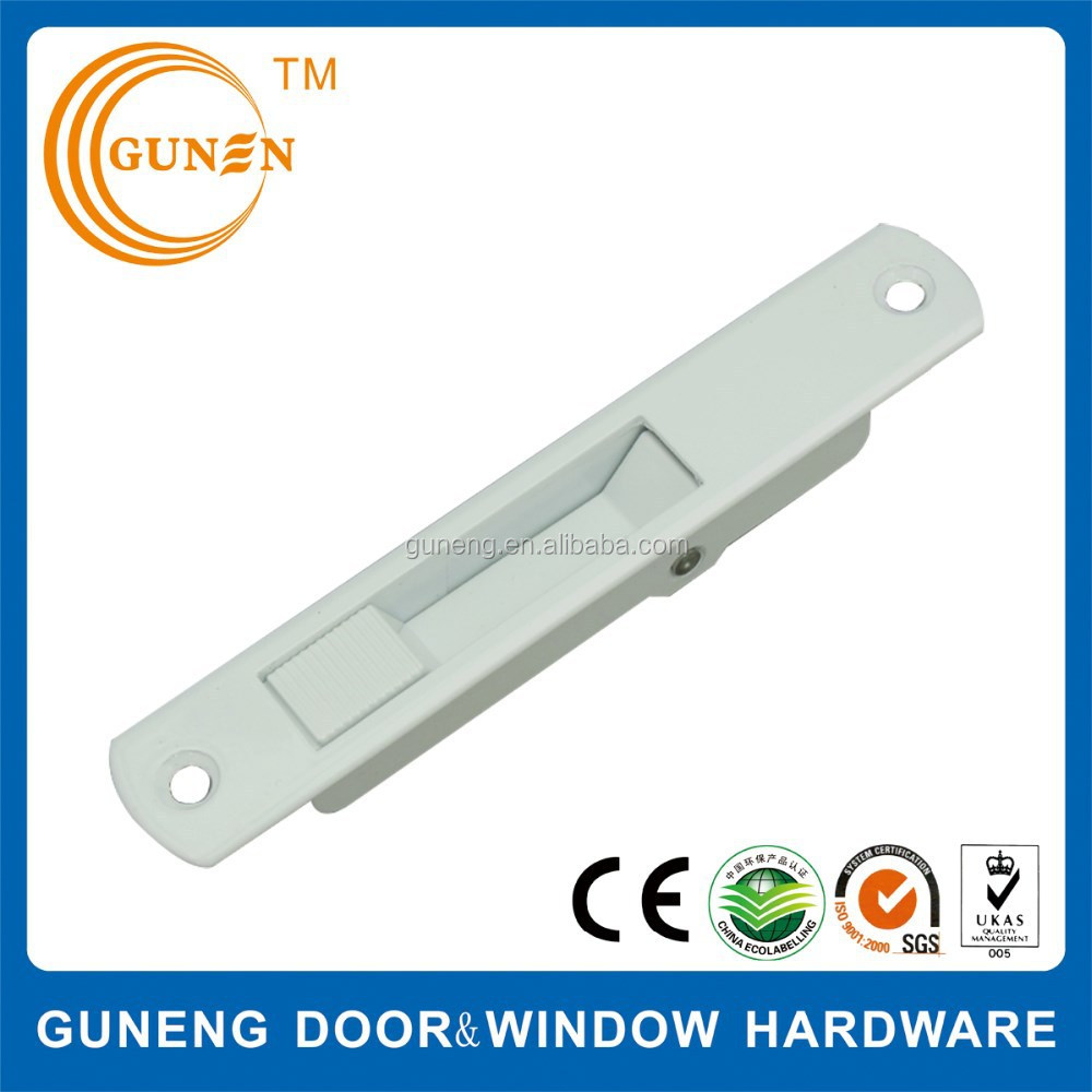Automatic sash concealed vertical PVC casement window lock, window security pin lock, touch lock