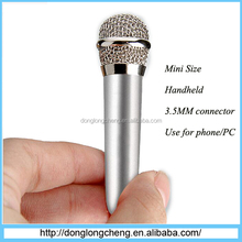 Popular Factory Direct Sale Low Price High Quality Wired Microphone/Dynamic Condenser Microphone for Studio