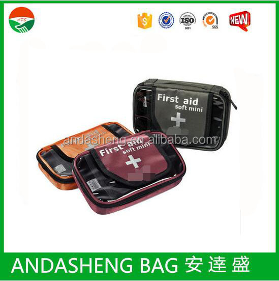 wholesale Car first aid kit outdoor medical supply bag survival using