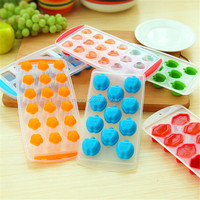 Wholesale Eco-friendly Cheap ice cube tray,Easy Release ice cube tray,New Design Personalized Square ice cube tray