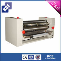 photo book album pvc sheet double- side gluing machine