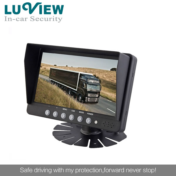 Passenger Bus Monitor Rear View Systems Suitable for Public Transport, City Bus, Double-decker Bus