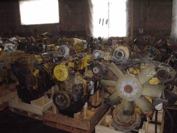 Cat Diesel Engines
