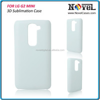 New 3D Sublimation Plastic Phone Housing for LG G2 Mini, Sublimation Blanks