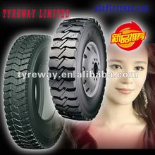EVERGREEN truck tire 13R22.5