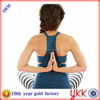 Supplex leisure yoga wear women's sexy yoga suits sexy yoga tank tops