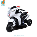 WDKL6288 Hot Sale Cheap Chinese Cool Toys Kids Electric Racing 3 Wheel Motorcycle/Motor Scooters