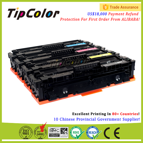 Toner Cartridge CF410X CF411X CF412X CF413X Compatible HP Empty Shell Empty Cartridge Empty Core