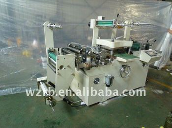 Multifunction Electric Label Die Cutting Machine MQ-320-A