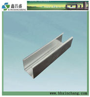 Profile galvanized steel plaster board CW&UW