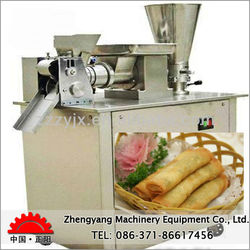 Multiple molds for Snacks dumpling making Machine dumpling springroll making