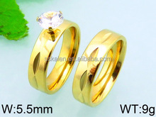 african jewelry sets 18k gold plated wedding ring set on bridal