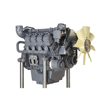 4 cylinders water cooling huachai diesel engine TCD2015V06 for marine