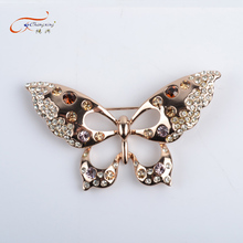 Private custom noble butterfly brooch frames
