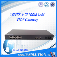dinstar 16/24 port fxo fxs asterisk voip gateway connect to IP PBX BOX
