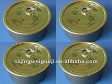 Empty Two Piece Tin Can for Food Canning
