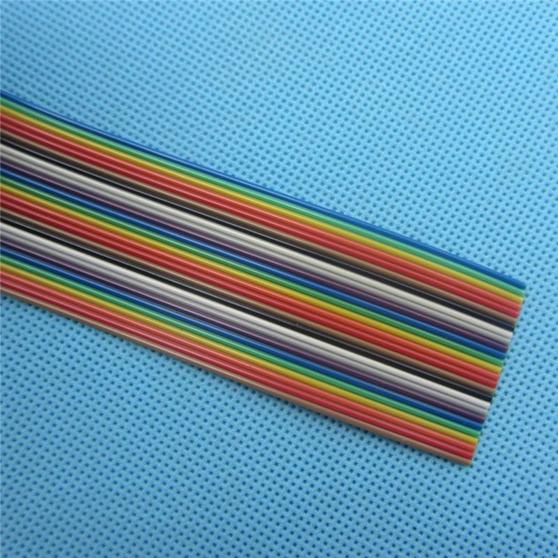 Flat Flexible Cables Ffc : Flat ribbon cable custom ffc flexible sumitomo
