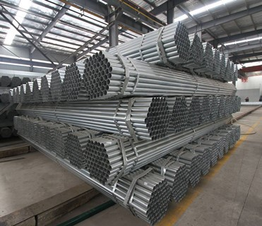 construction <strong>material</strong> astm a53 schedule 40 galvanized steel pipe, gi steel tubes zinc coating 60-400g/m2 with high quality