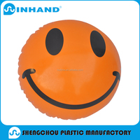 durable gaint and cut inflatable circle promotion toy with big face for promotion