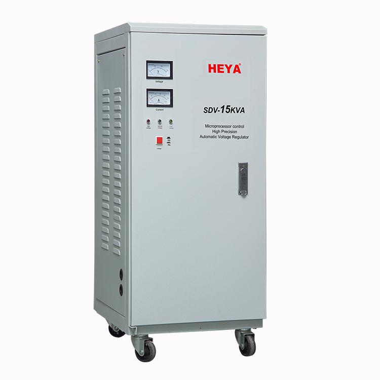 Whole House 15kva 220v Ac Voltage Stabilizer - Buy Voltage Regulator ...