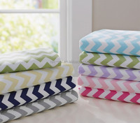 Jersey Cotton Baby Crib Sheets