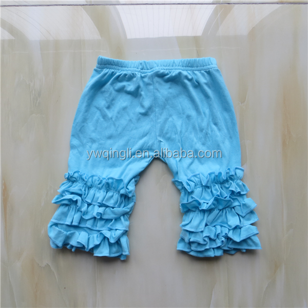 2015 baby three layer small ruffles pants cotton pure color pants buy direct from china manufacturer baby pants