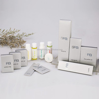 Personalized 5 Star Hotel Bedroom Guest Amenities Sets