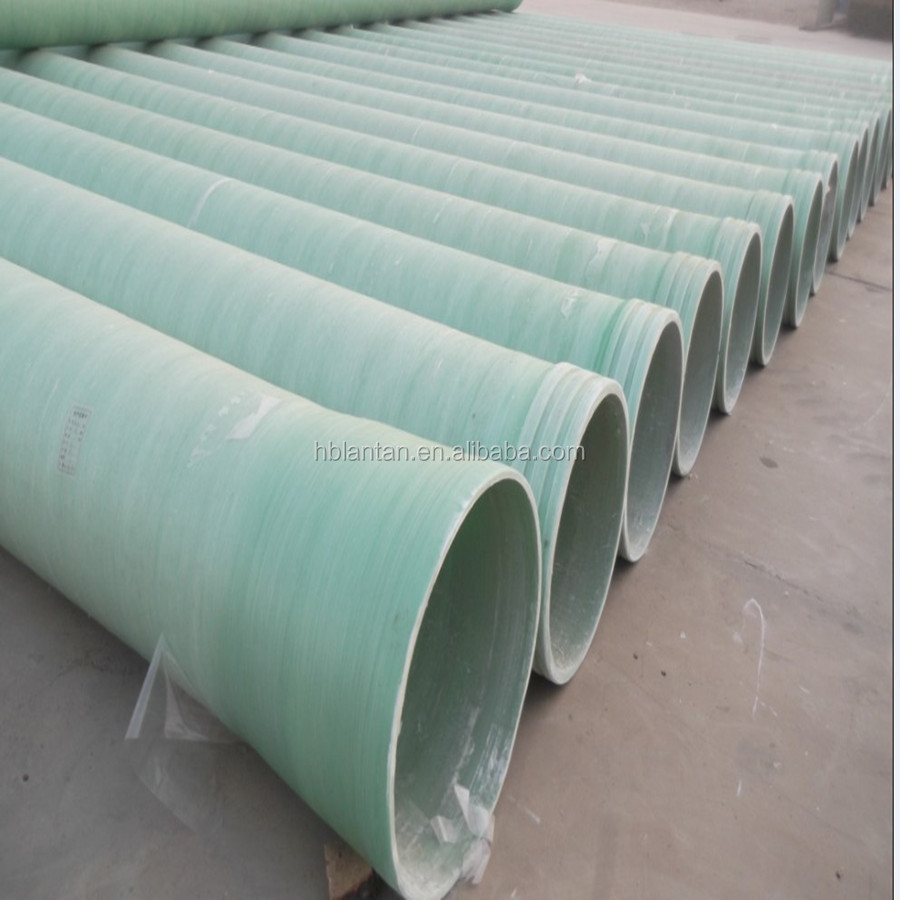 High Quality Fiberglass Reinforced Plastic FRP Pipe for Cable Protection