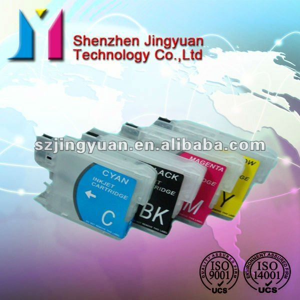 compatible new ink cartridge for Brother LC985