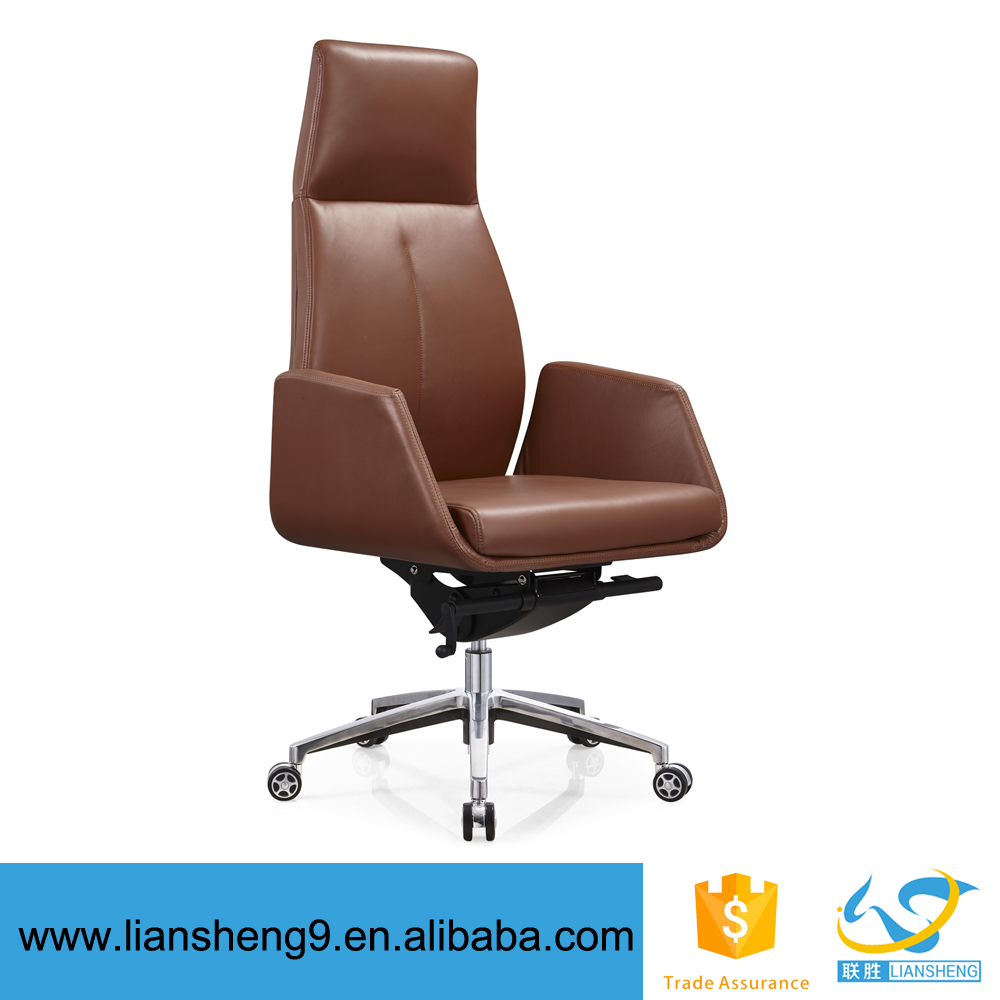 2017 latest design leather office chair modern leather executive chair office furniture foshan city