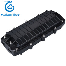 Multimode 3 IN 3 out 12-96 core horizontal fiber optic joint closure supplier