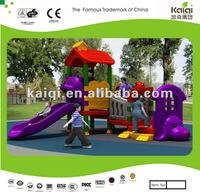 Out door plastic toys/children play house/kindergarden playground
