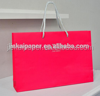 Buy Direct From China Factory Wholesale Luxury Retail Paper Shopping Bag