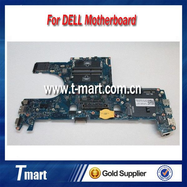 100% working laptop Motherboard For DELL E6220 R97MN 0R97MN CN-0R97MN Fully tested.