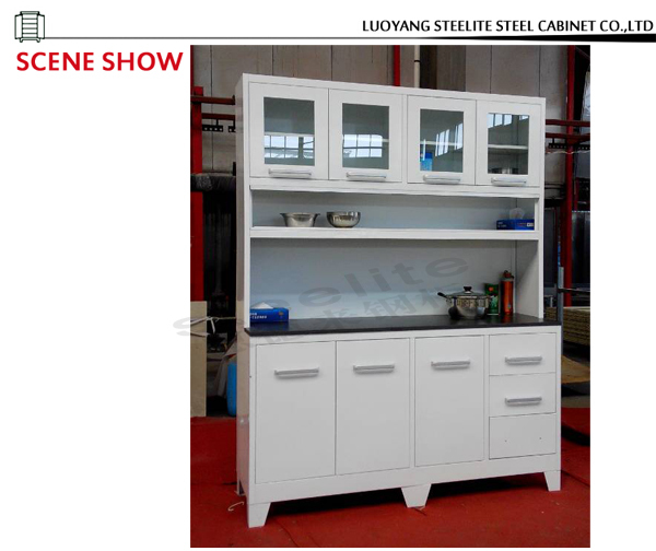 Commercial direct factory made stainless steel cheap mini for Cheap metal kitchen cabinets