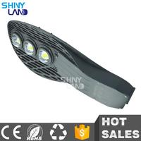 150w high luminance outdoor aluminum solar led street light retrofit