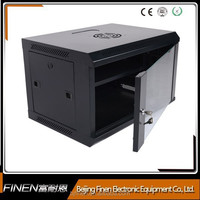 "19"" classic 12u wall mounted server case"
