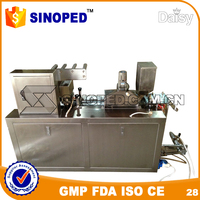 Alu-Pvc/Alu-Alu Blister Packing Machine, pharmaceutical machinery