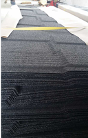 High quality Aluminum - zinc Shingle stone coated steel roofing solar tile in Guangzhou