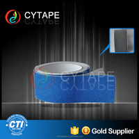 colorful waterproof printable caution jumbo roll pvc tape