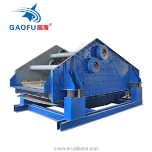 China Xinxiang GFVD Dewatering Vibrating Screen for desliming