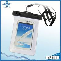 colorful waterproof plastic case for samsung note 3