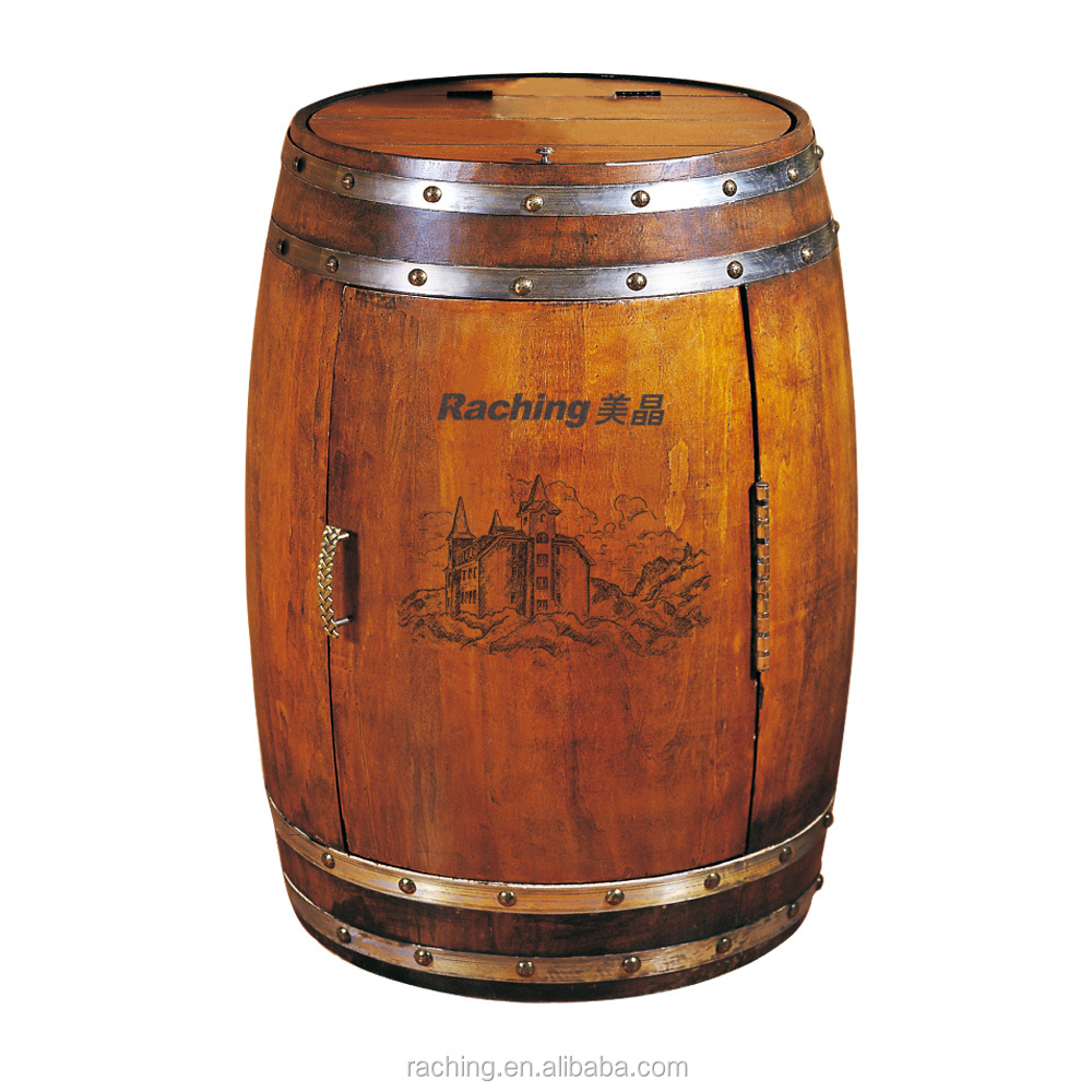 Custom Used Wine Barrel <strong>Oak</strong> From Napa Valley with outdoor collection