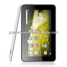 Rockchip 3028 Dual Core 1.5G 7 inch tablet pc support 3G