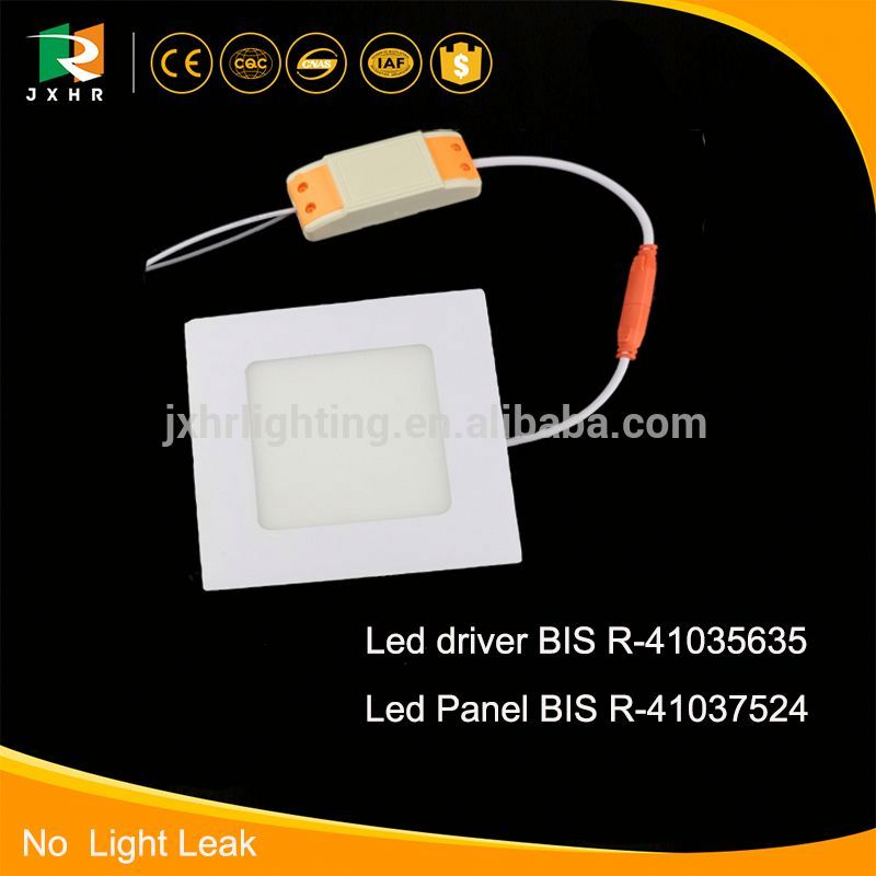 Oem Service Foshan Lighting Wholesale 6 Inch 12w Round Led Panel Light