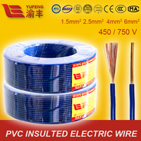 IEC Standard CCC Certified Factory Offer Electrical Wire Supply