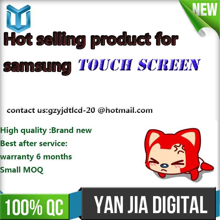 Large quantities of wholesale touch screen digitizer for samsung gt s3370