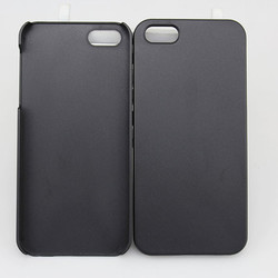 High quality pc hard case blank cover for apple iphone 5 cell phone cases