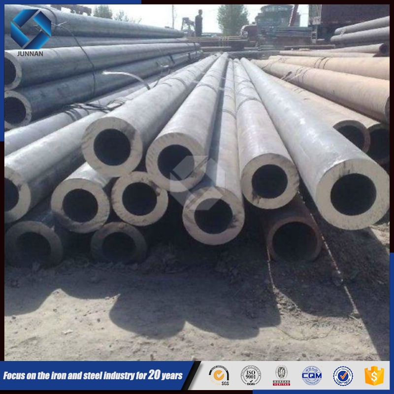 API 5L B seamless carbon steel pipe application for high temperature service