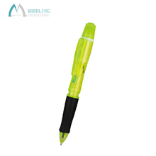 Marbling HL015 Multicolor School And Office 3 IN 1 Fluorescent Ball Pen